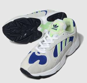 Adidas Yung 1 trainers 3 colours size 4 up to 13 £34.99 @ Schuh Free C&C