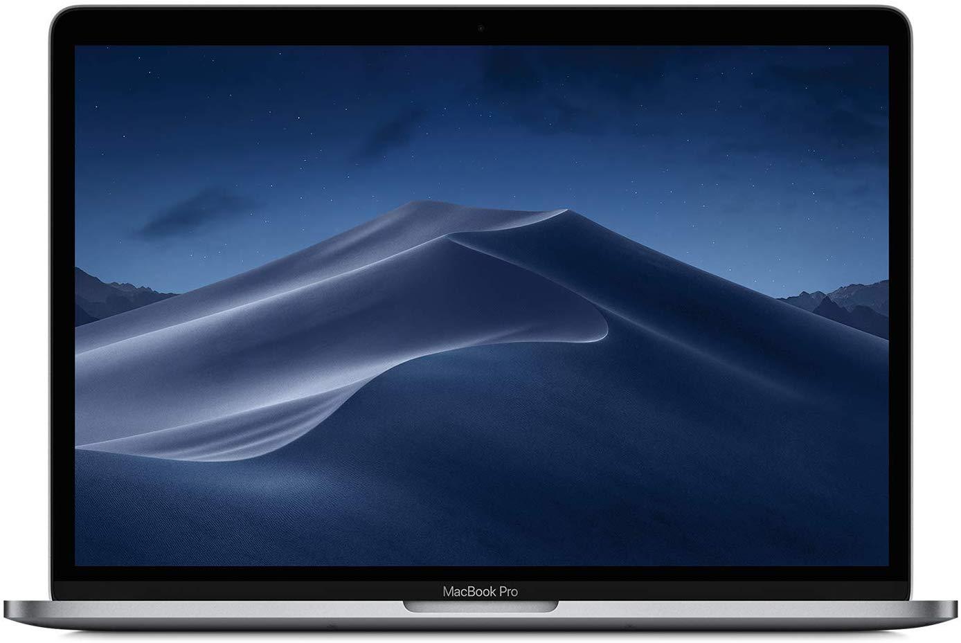 Apple MacBook Pro (13-inch Retina, Touch Bar, 2.3GHz Quad-Core Intel Core i5, 8GB   RAM, 256GB SSD) - Space Grey - £1,172.91 @ Amazon