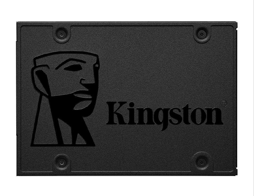 Kingston Technology A400 SSD 480GB Serial ATA III - £43.69 @ Amazon