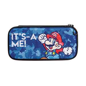 Nintendo Switch Travel Case - Mario / Luigi - £7.99 Delivered or Free Click & Collect @ Smyths
