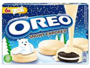 Oreo White Chocolate Covered 246g 125 At Tesco Hotukdeals