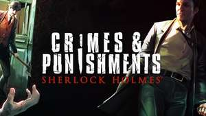 Sherlock Holmes: Crimes and Punishments - £3.99 @ GOG