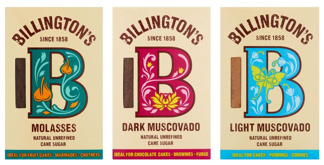 Billingtons Molasses / Light Moscavado / Dark Moscavado Sugars 500g for £1 @ Tesco
