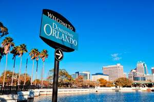 Newcastle to Orlando (2 stops) March 2020 £239 return w/ Delta/Skyscanner