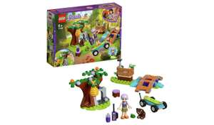 Selected Lego sets 2 for £13.50 with code at Argos