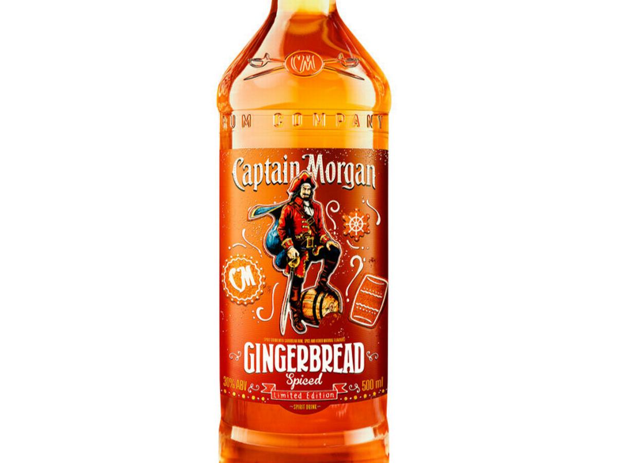 Captain Morgan gingerbread rum £12 @ ASDA