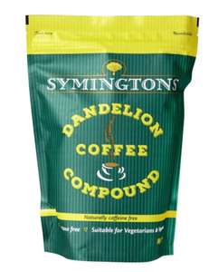 Symington's Dandelion Coffee (best before this month) £5.75 for 500g at Holland and Barrett Oxford