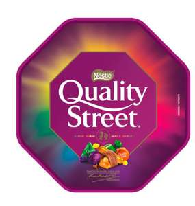 Cadbury's heroes, roses, Quality Street & celebrations 2 for £7 @ Tesco