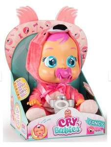 Cry Babies Fancy doll £18.99 delivered @ Very