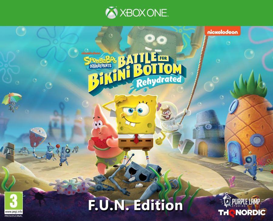 Spongebob SquarePants: Battle for Bikini Bottom- Rehydrated - F.U.N. Edition £244.85 @ Shopto
