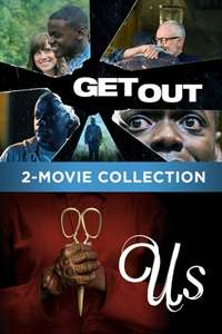 Get Out/Us double pack £9.99 @ itunes