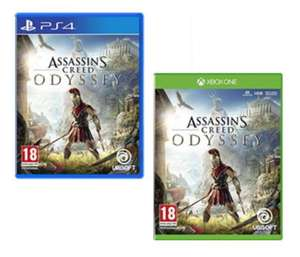 Assassin's Creed Odyssey [PS4/Xbox One] for £18.99 Delivered @ Base