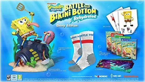 Pre-order SpongeBob SquarePants Battle For Bikini Bottom Shiny Edition £134.85 or F.U.N Edition £244.99 @ ShopTo