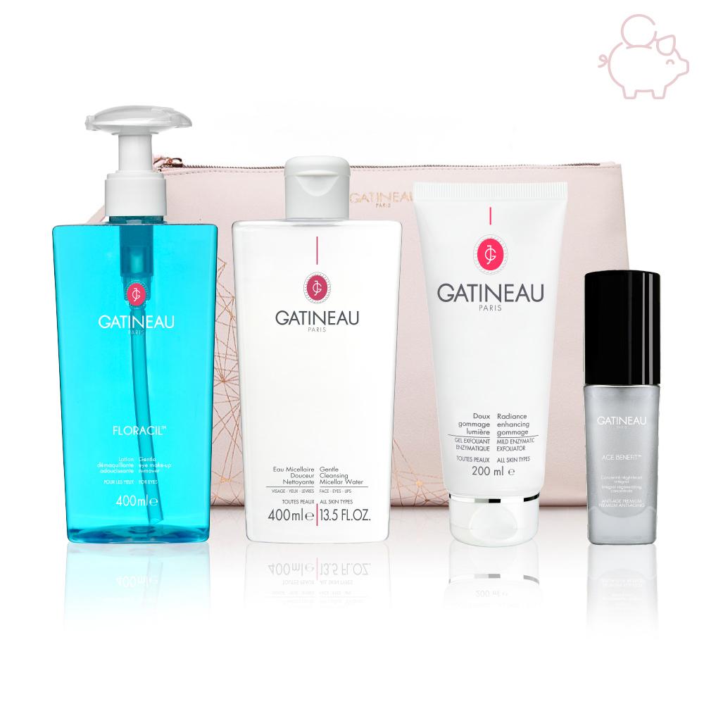 Bumper Skincare Collection £49 @ Gatineau