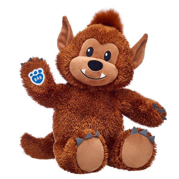 Howl-O-Ween Werewolf £13.87 @ Build-a-bear plus £3.99 postage