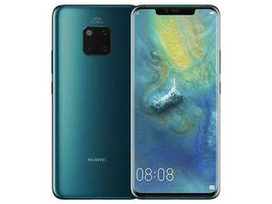 Mate 20 Pro Emerald Green. Free screen protector and case, free delivery - £399.99 @ BT Shop