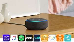 Amazon echo dot £34.99 @ Amazon