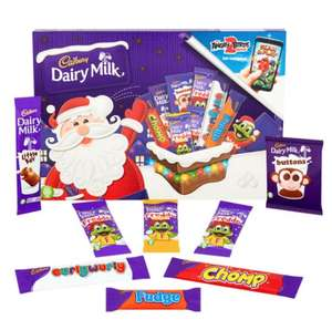 Cadbury Dairy Milk Freddo Selection Box 138G £1 @ Tesco