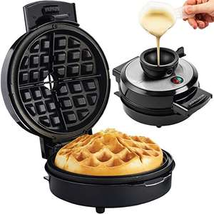 Andrew James VOLCANO WAFFLE MAKER for deep Belgium Waffles! - £21.99 @ Sold by Andrew James UK LTD and Fulfilled by Amazon.