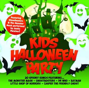Kids Halloween Party CD - £3.99 (Prime) £6.98 (Non Prime) @ Amazon
