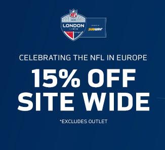 15% off site wide @ NFL shop