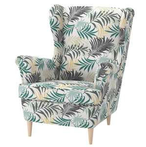 STRANDMON -Wing chair, Nordvalla various colours £238 delivered @ IKEA