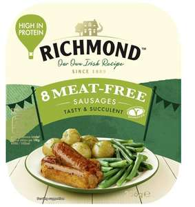 Richmond Meat Free Sausages - £1.70 @ Tesco