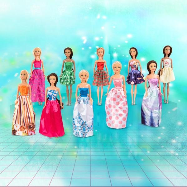 Fashion Dolls 10 Pack £14.99 @ Smyths Toys