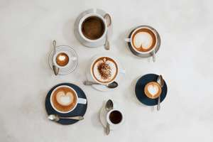 CAFFÈ NERO  Take a few moments for yourself this afternoon (O2 Priority)