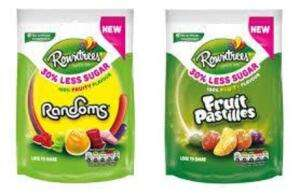 Rowntree's sweets 150g bags - £1 @ Sainsbury's