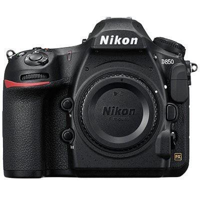 Nikon D850 Digital SLR Camera Body + Extra 12 months warranty free - £2499 @ Wex