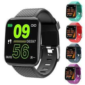 Smart watch with heart rate monitor £9 evenditio Ebay