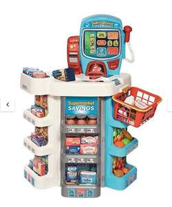 Casdon self service Supermarket £27.47 @ Very Free click and collect