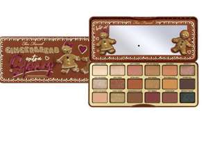 Too Faced Makeup Extra Spicy Eye Shadow Palette - Gingerbread 20% off Now £31.23 with code TREAT2 @ Look Fantastic