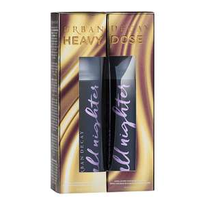 Urban Decay Heavy Dose All Nighter Makeup Setting Spray (2 x Full Size 118ml) using code - £28.79 @ Look Fantastic