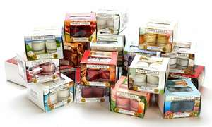 60 Yankee candle tealights £21.98 delivered @ Groupon