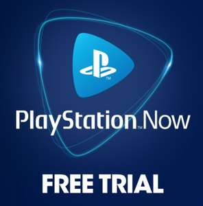 Free 7 day trail for PlayStation now