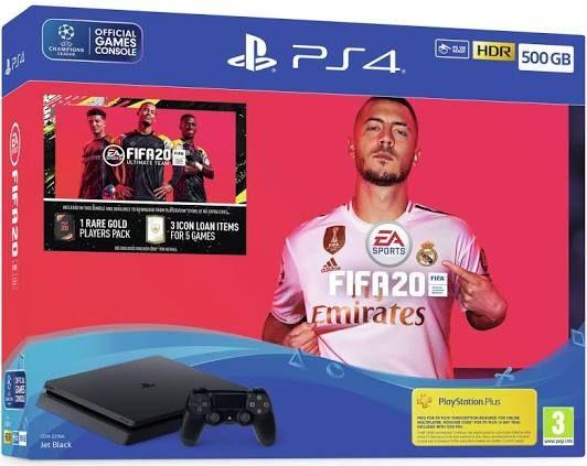PS4  FIFA 20 Bundle £209.99 - Argos