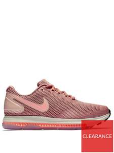 Nike Zoom All Out Low 2 - Pink - £72 @ Very