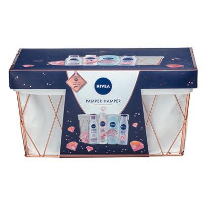 NIVEA beauty pamper hamper gift set - £12.50 @ Lloyds Pharmacy