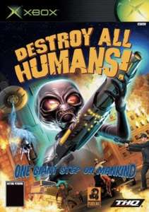 Destroy All Humans (Xbox/Xbox one) @ Microsoft store - £2.24