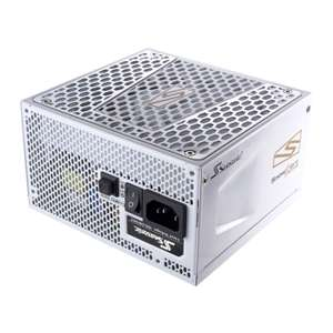 Seasonic Prime Snow Silent 550w 80+ Gold PSU/Power Supply £95.47 delivered at Scan (12 years warranty)