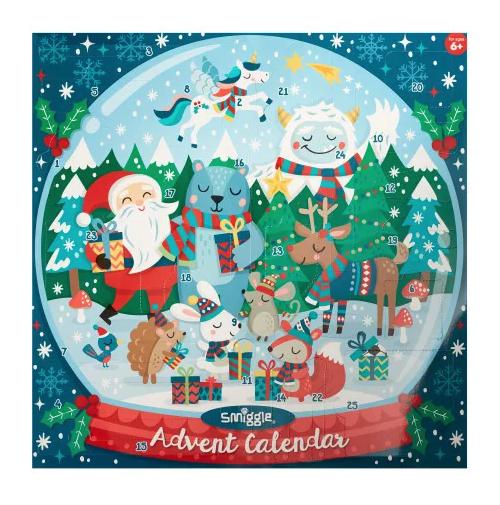 Smiggle 2019 advent calendar £22.99 delivered @ Smiggle