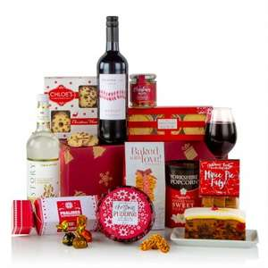 Extra 10% off Christmas Hampers with Voucher code  @ Blossoming Gifts