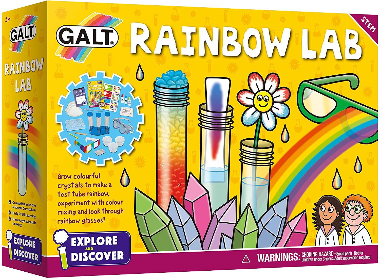 Galt Toys Rainbow Lab Kit - £9.75 (Prime) £10.24 (Non Prime) @ Amazon