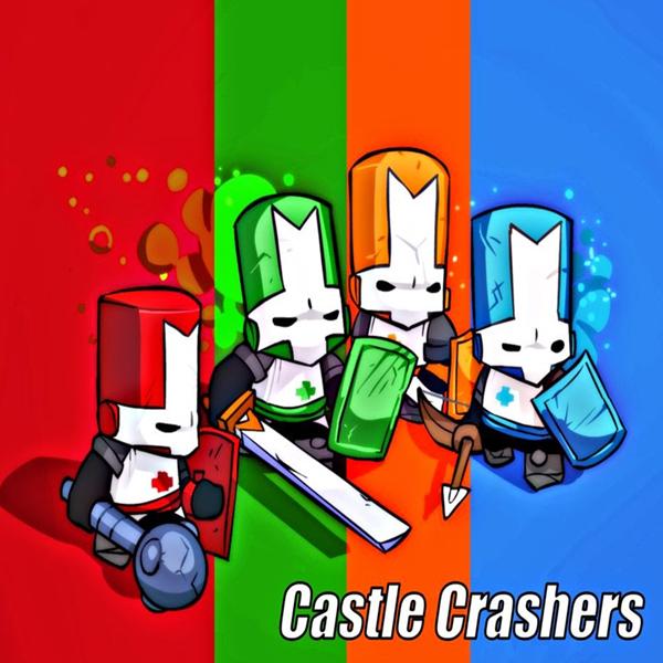 Steam - Castle Crashers £1.99, Battleblock Theatre £2.19 and other Brilliant local co op games