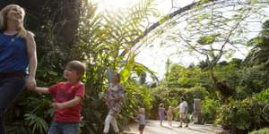 Eden Project - (up to) 1 year entry for £19.99 for adults and £10 for children or £50 per family for residents of Devon and Cornwall