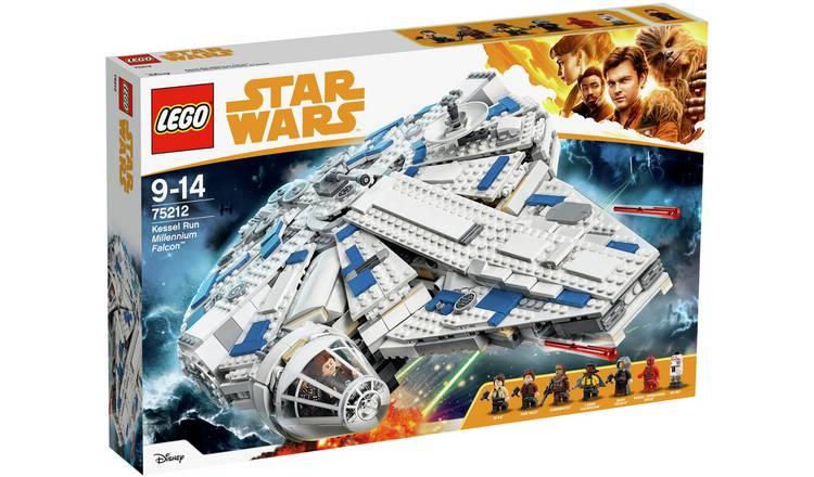 LEGO Star Wars Kessel Run Millennium Falcon - £85.50 @ Argos