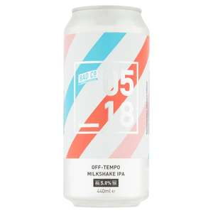 2 for £4 - Bad Co Milkshake IPA @ Morrisons