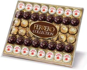 Ferrero Collection Chocolate (48 pieces) £9.42 (+£3.99 P&P) @ AmazonPantry PRIME MEMBERS OFFER